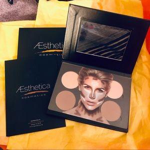 🆕 Aesthetica Cosmetics 👄 Contour Kit